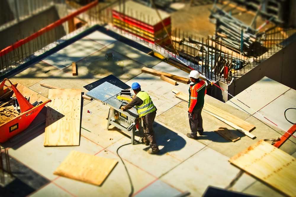 Các bước làm nhà, xây dựng nhà
