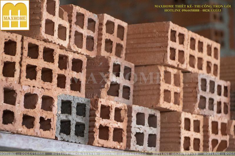 Cách tính số lượng gạch, sắt, xi măng xây nhà