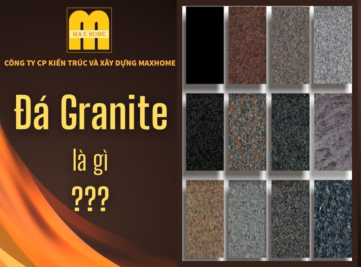Đá Granite tự nhiên là gì?