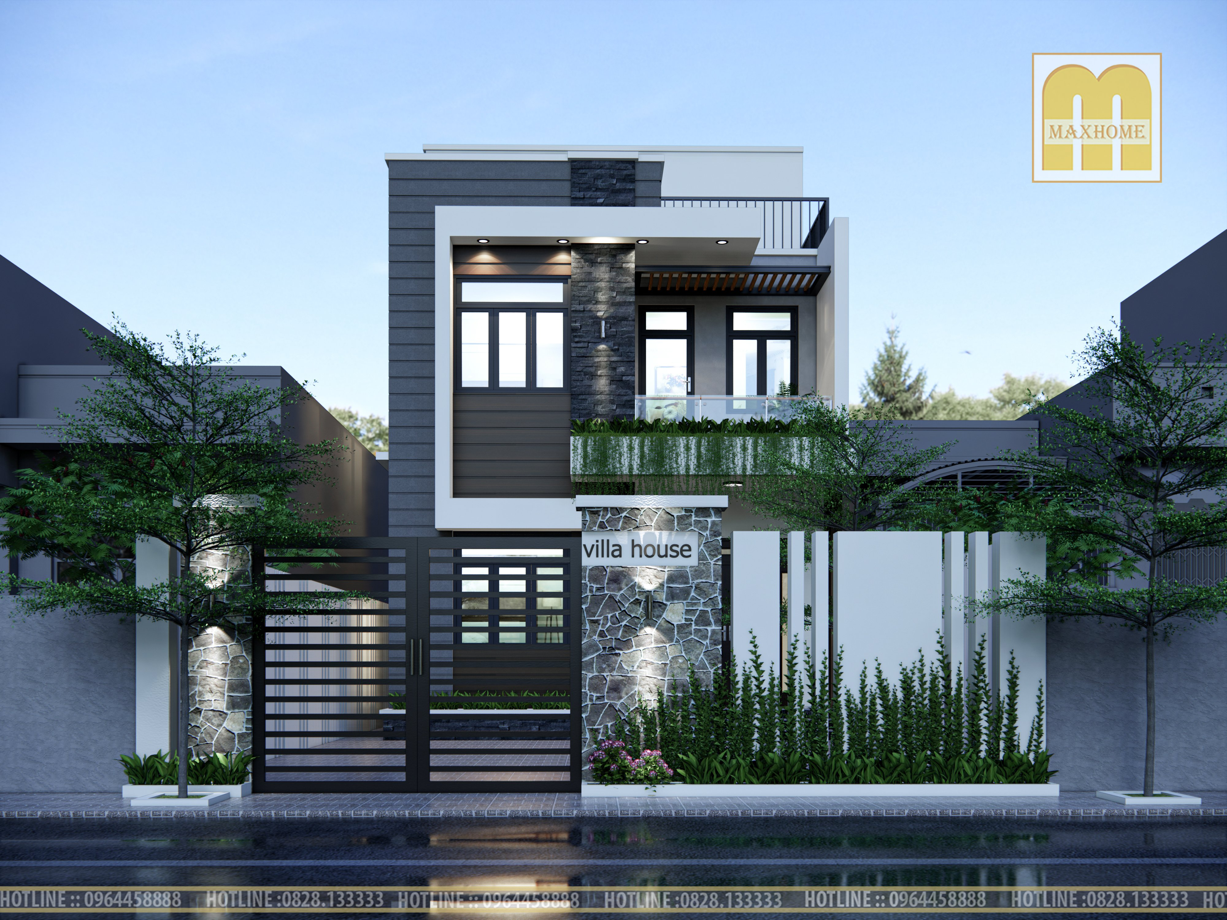 Phong cách Hiện đại trong thiết kế & xây dựng