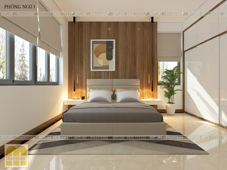 Cách bố trí cửa sổ phòng ngủ hợp phong thủy đón vượng khí