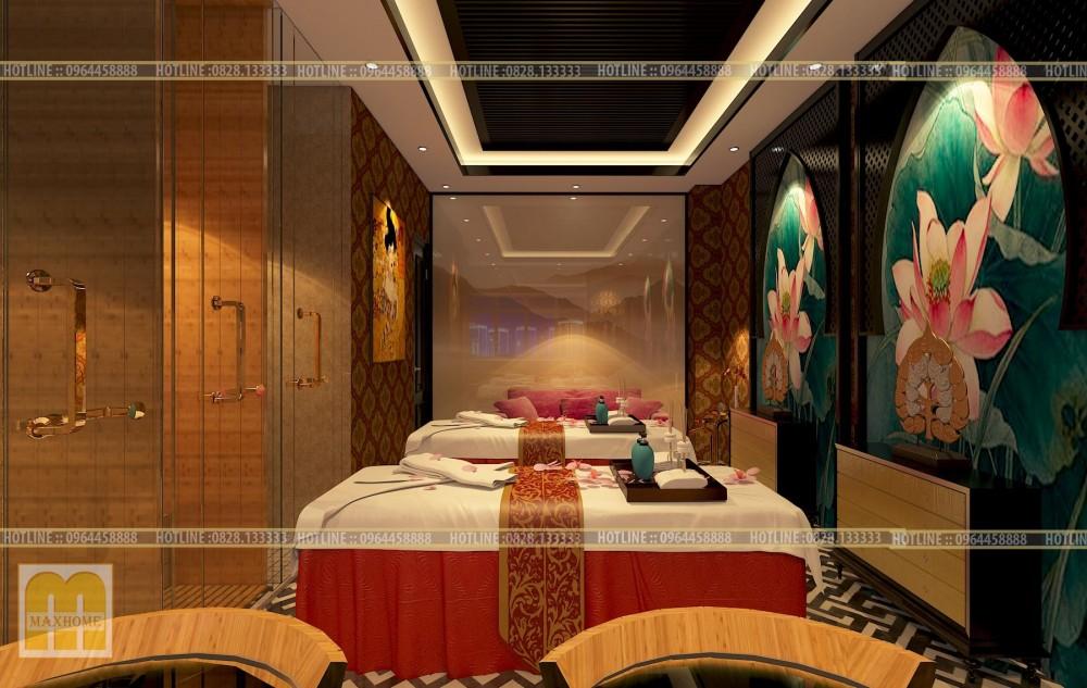 Thiết kế spa đẳng cấp nhất tại Thành Phố Vinh