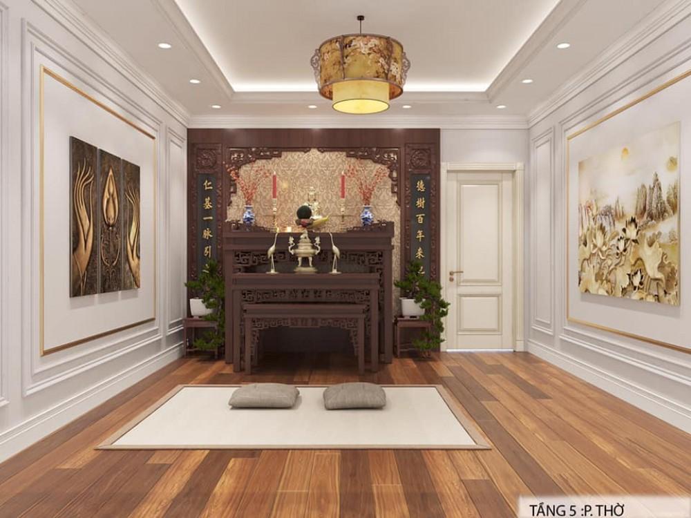 Thiết kế Spa nhà anh Lương - Hà Nội
