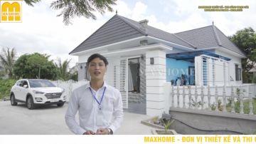 MH1N0012 | Thi công trọn gói nhà vườn mái Nhật